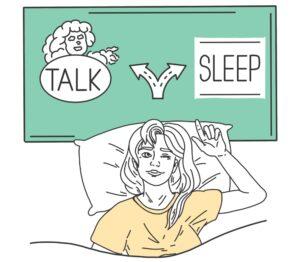 Choose sleep
